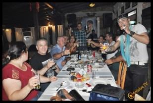 Kıbrıs Ada TV- Tavukçu Show - Burhan Çapraz- Antalya TV- Muhabir Rüya Kürümoğlu- Prens Boran (79)