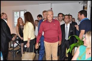 Talya Cafe Bistro- Nuri Alço, Fidan İlteray, Antalya TV, Muhabir Rüya Kürümoğlu (166)