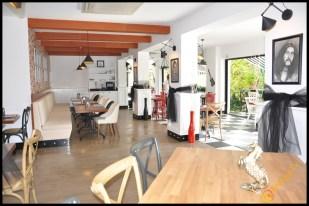 Talya Cafe Bistro- Nuri Alço, Fidan İlteray, Antalya TV, Muhabir Rüya Kürümoğlu (21)