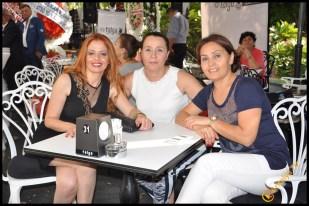Talya Cafe Bistro- Nuri Alço, Fidan İlteray, Antalya TV, Muhabir Rüya Kürümoğlu (32)