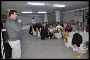 Duman Düğün Sarayında 20. Yıl Kutlaması