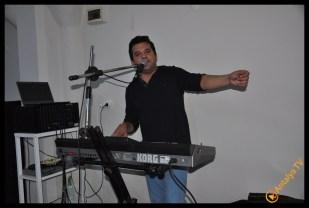 Duman Düğün Sarayında 20. Yıl Kutlaması nda Piyanist Ersan Karakoç