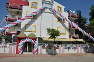 Nişantaşı Akademi Kreş ve Gündüz Bakım Evi- Antalya