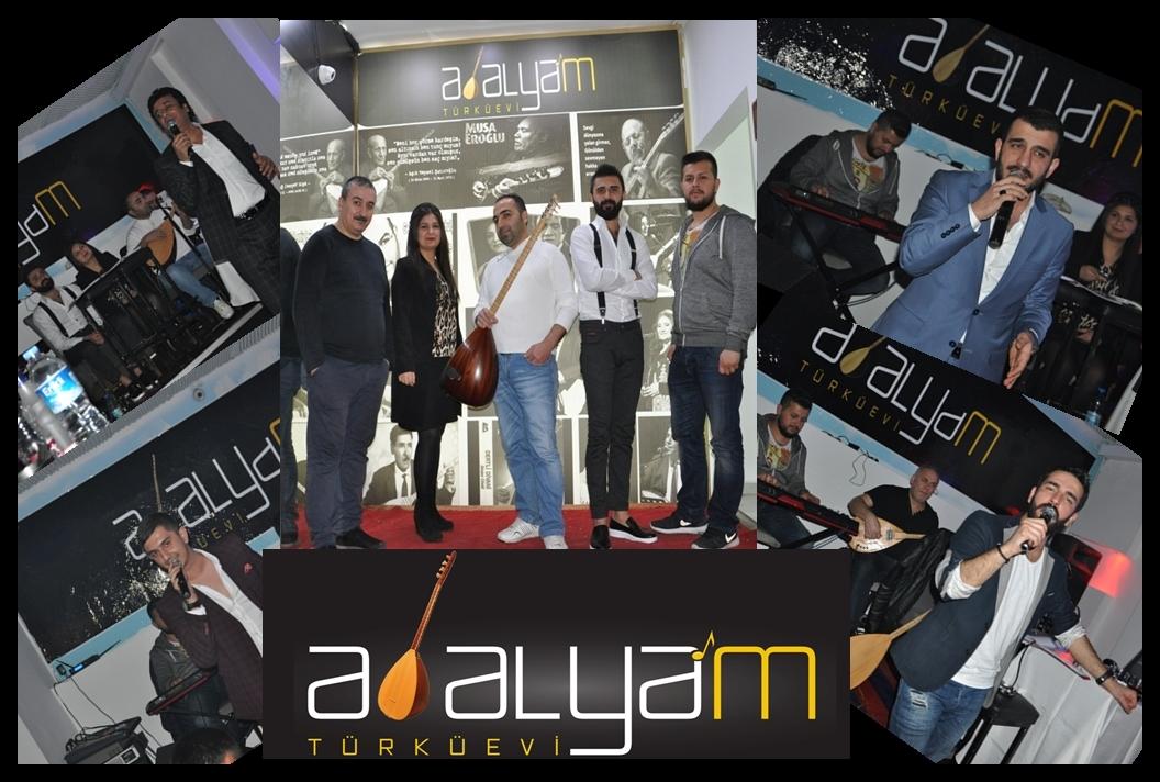 Adalyam Türkü Evi AÇILDI