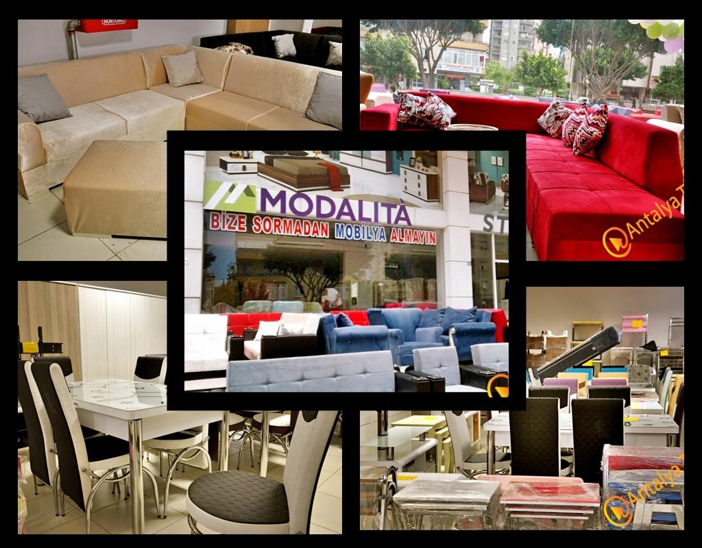 MODALITA  STORE Mobilya Mağazası Uncalı'da AÇILDI