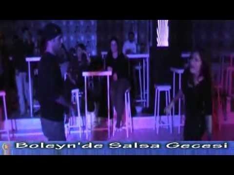BOLEYN DE SALSA GECESİ