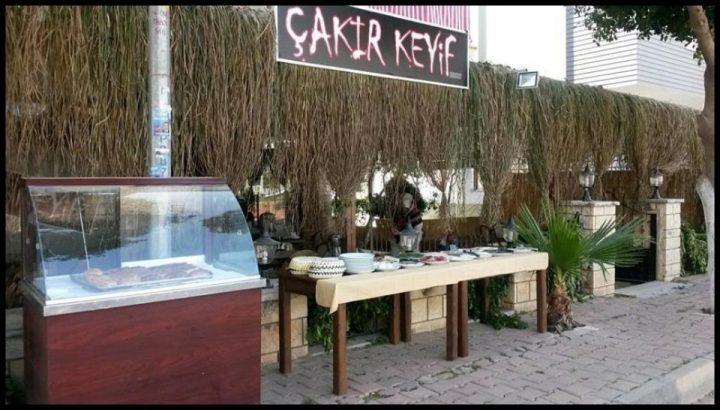 Çakır Keyif Restaurant- Mine Yıldız- Antalya TV80