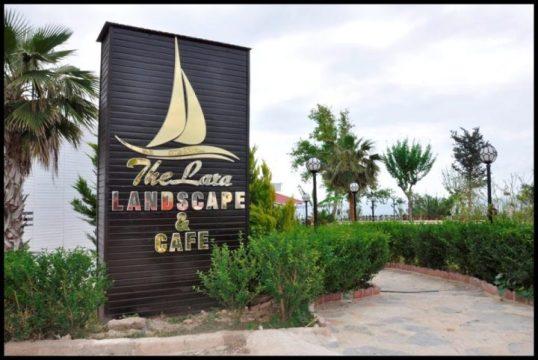 Lara'nın Yeni Yüzü THE LARA LANDSCAPE CAFE BİSTRO