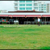 The Lara Landscape Cafe- Sadettin Ersoy- Antalya TV- Muhabir Rüya Kürümoğlu (2)
