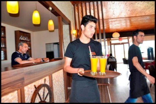 The Lara Landscape Cafe- Sadettin Ersoy-  Antalya TV- Muhabir Rüya Kürümoğlu  (26)