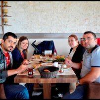 The Lara Landscape Cafe- Sadettin Ersoy- Antalya TV- Muhabir Rüya Kürümoğlu (38)