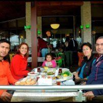 The Lara Landscape Cafe- Sadettin Ersoy- Antalya TV- Muhabir Rüya Kürümoğlu (5)