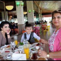 The Lara Landscape Cafe- Sadettin Ersoy- Antalya TV- Muhabir Rüya Kürümoğlu (86)