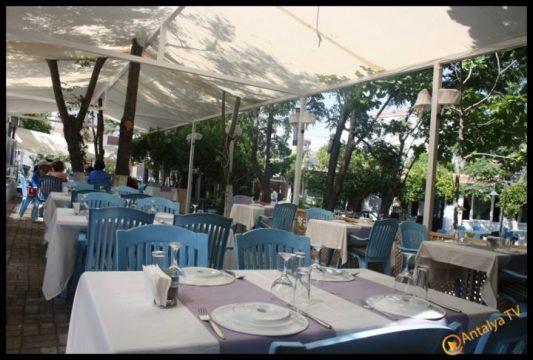 Belek Kaptan Balık  Restaurant- Antalya TV- Muhabir Rüya KÜrümoğlu (136)