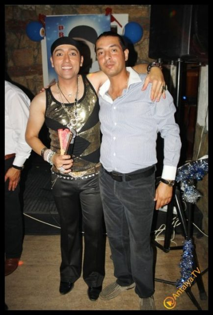 Ömrüm Deniz Restaurant- Prens Boran Doğum Günü- Antalya TV- Muhabir Rüya Kürümoğlu (17)