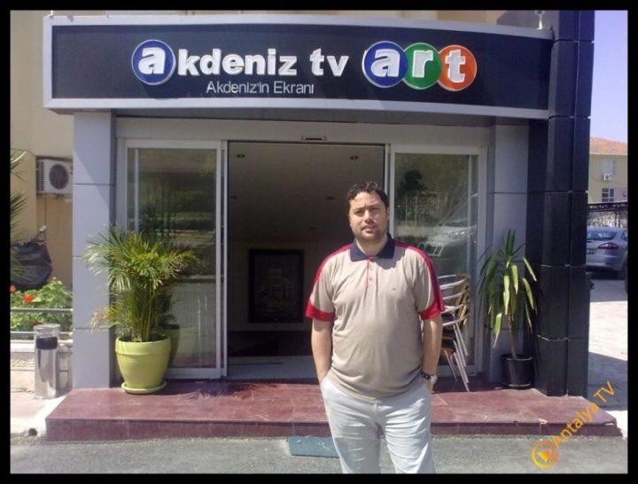 Ender Alp- Antalya TV- Muhabir Rüya Kürümoğlu (2)