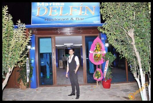 Delfin Restorant Bar Açıldı...