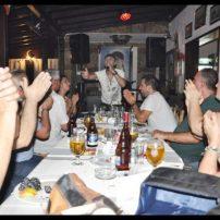 Kıbrıs Ada TV- Tavukçu Show - Burhan Çapraz- Antalya TV- Muhabir Rüya Kürümoğlu- Prens Boran (132)