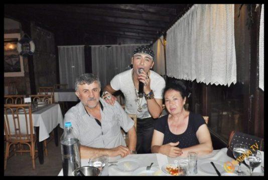 Kıbrıs Ada TV-  Tavukçu Show - Burhan Çapraz- Antalya TV- Muhabir Rüya Kürümoğlu- Prens Boran (135)