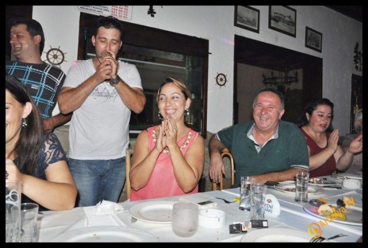 Kıbrıs Ada TV-  Tavukçu Show – Burhan Çapraz- Antalya TV- Muhabir Rüya Kürümoğlu- Prens Boran (172)
