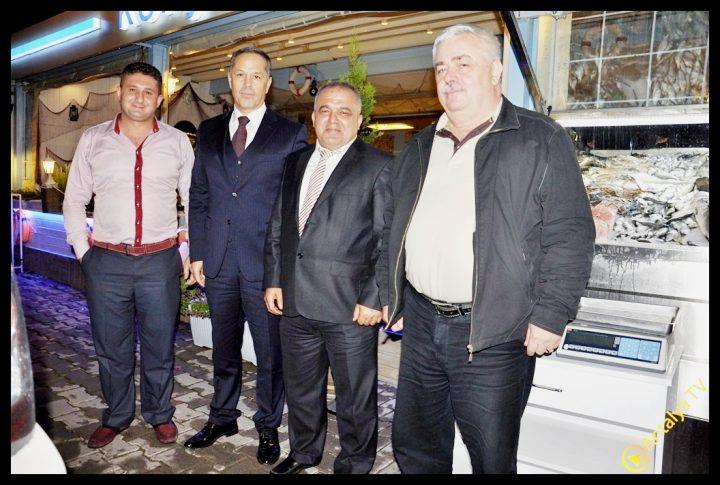 Konyaltı Balıkçısı-Gagavuzya Cumhur Başkanı Mikhail Formuza- Antalya TV- Muhabir Rüya Kürümoğlu (2)