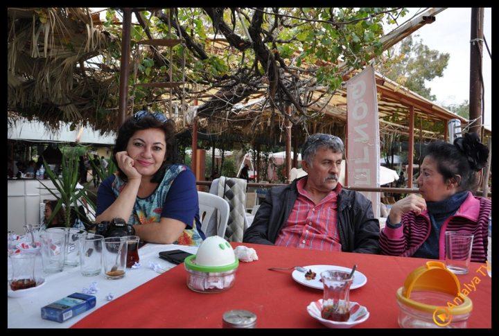 Efsane Tırak Köy Kahvaltısı Fasıl Restaurant- Ali İhsan Eymir- Antalya TV Muhabiri Rüya Kürümoğlu (148)
