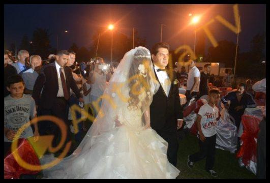 Kemer Belediye Başkanı Mustafa Gül ve Neşe Gül Evlendi..  (57)
