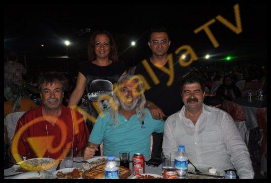 Kemer Belediye Başkanı Mustafa Gül ve Neşe Gül Evlendi..  (673)