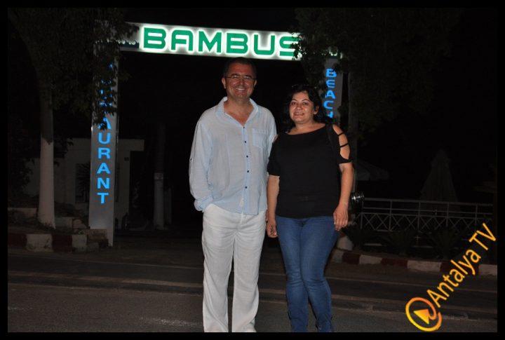 Bambus Beach Restaurant Açıldı (6)
