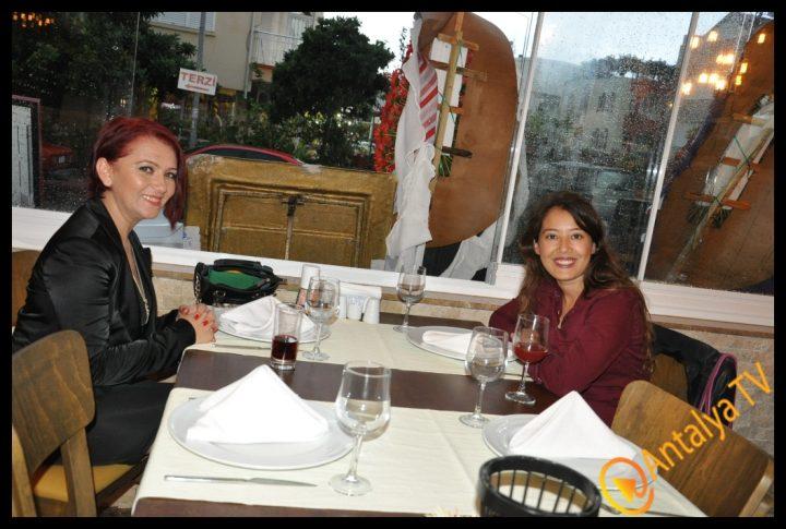Porte Et Restaurant Açıldı.. (201)