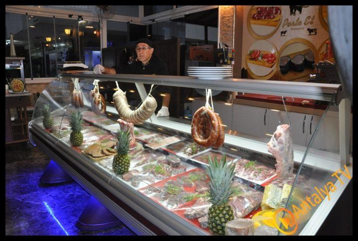 Porte Et Restaurant Açıldı.. (211)