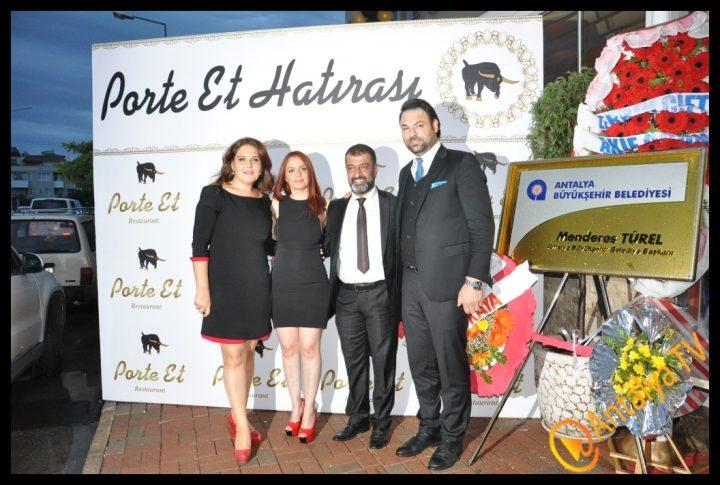 Porte Et Restaurant Açıldı.. (295)