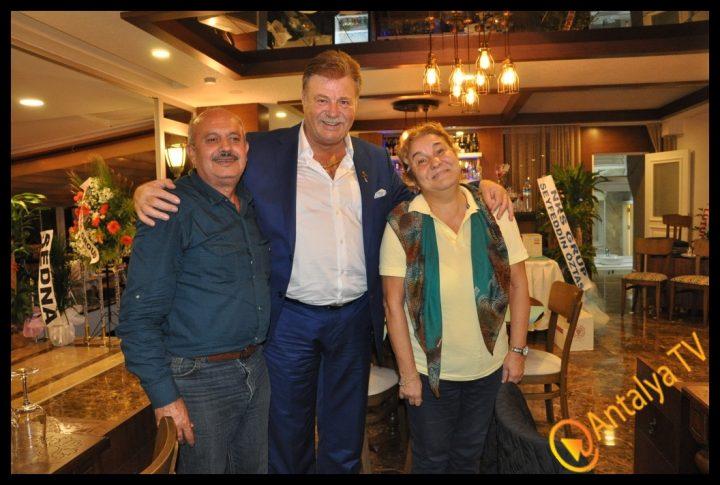 Porte Et Restaurant Açıldı.. (522)