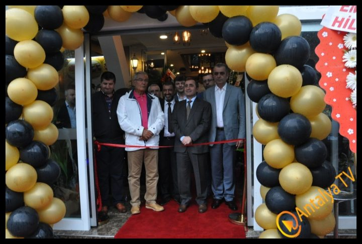 Porte Et Restaurant Açıldı.. (92)