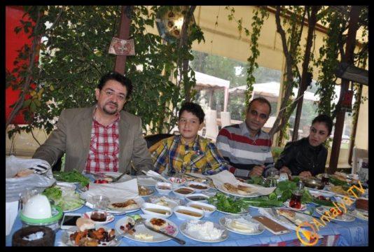 İdareci ve Bürokratlar Birliği Dernek Üyeleri Efsane'yi Yaşadılar (28)