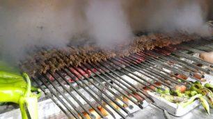 Şişçi Ramazan Uncalı Şubesi Antalya Şiş Köfte Piyaz Kabak Tatlısı (3)