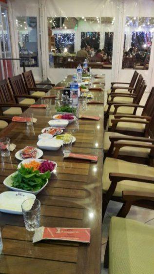 Şişçi Ramazan Uncalı Şubesi Antalya Şiş Köfte Piyaz Kabak Tatlısı (54)
