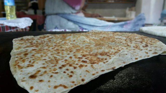 Gözleme Bazlama - Arife Kır Sofrası Çakırlar Kahvaltı Mekanları Antalya