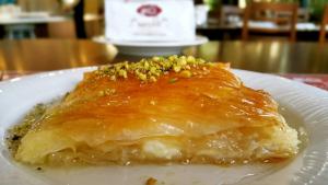 Nasreddin Restaurant'ta tatlı menüsü fotoğraf çekimlerimiz