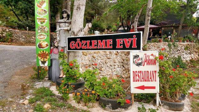 Alanya Ora Piknik Restaurant'ta Google Harita tescil ve tescilli Youtube kanalı açılış hazırlıkları