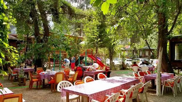 Sakinler Kır Bahcesi Çakırlar - Antalya Kahvaltı Mekanları