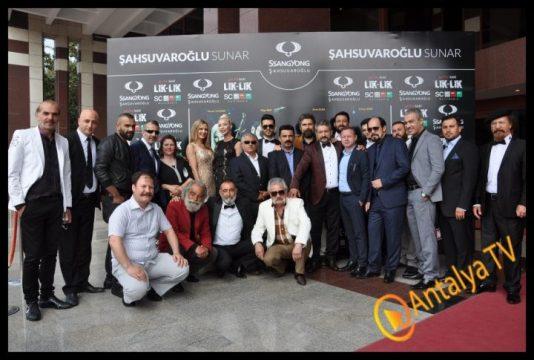 Dadaş Filmi Galası Bugün Antalya'da Yapıldı.)