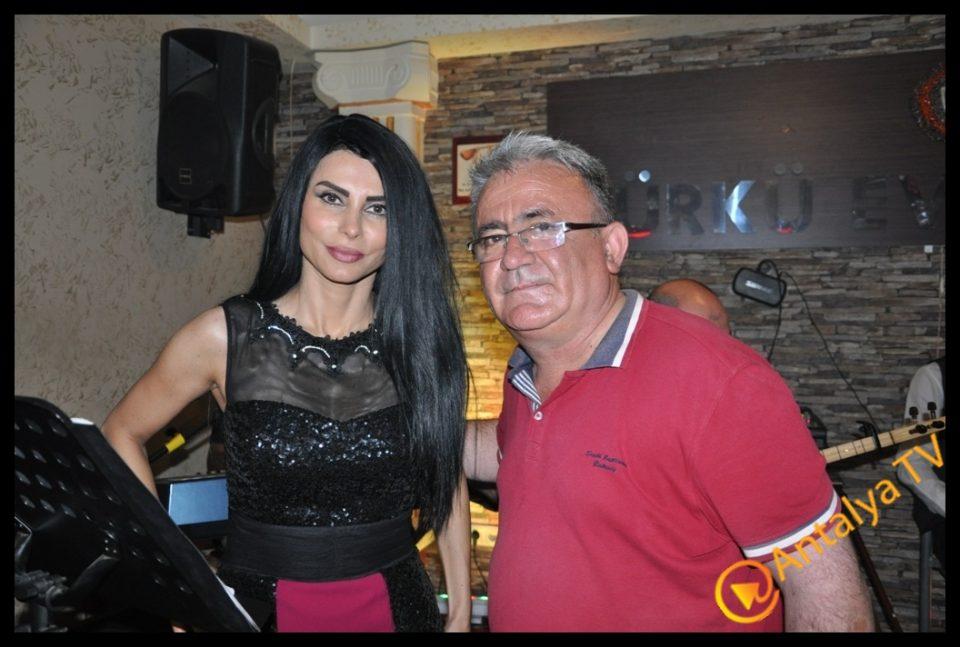 Sıla Türkü Evi'n de Serpil Efe Rüzgarı Esti (51)