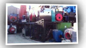 İkinci El Kızgın Yağ Kazanı 0532 337 7752 Santrifüj Devirdaim Fan Motoru Motorları