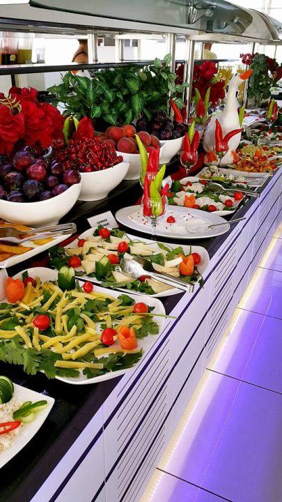 Antalya açık büfe kahvaltı 0242 228 8900 Blue Garden Hotel Antalya Şehir İçi Otelleri (25)