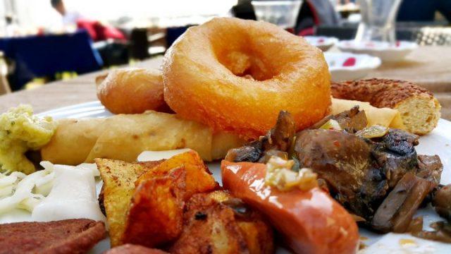 Denizimpark Restaurant - 0242 3492010