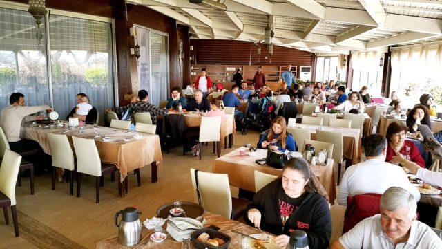 Antalya Açıkbüfe Kahvaltı - Denizimpark Restaurant