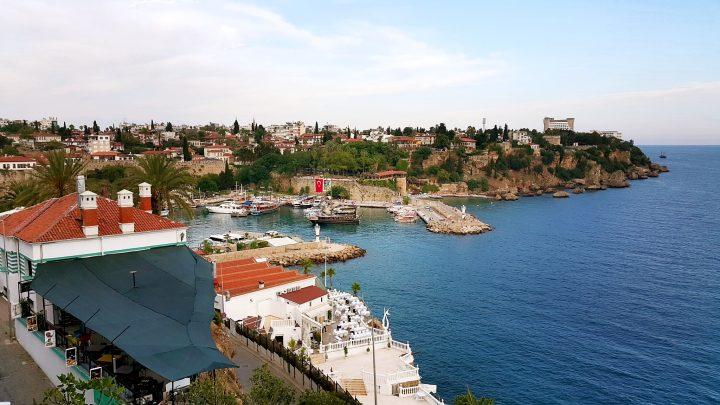 Antalya Yat Limanı Manzarası