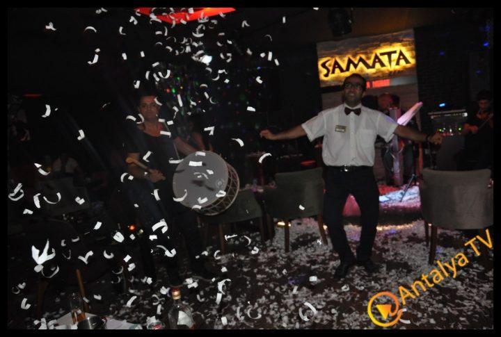 Showmen Murat Şamata Live'da (120)