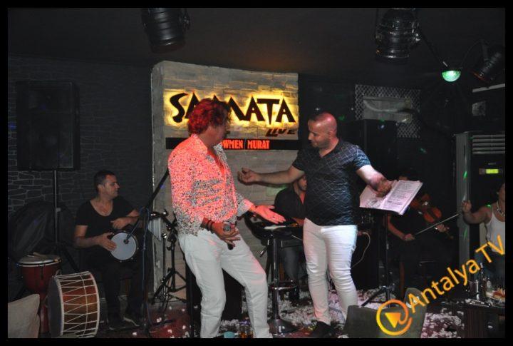 Showmen Murat Şamata Live'da (74)